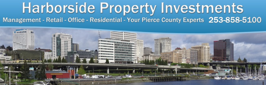 Harborside Property Management - Tacoma & Gig Harbor Commercial Property Investments